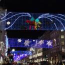 Kerst in Regent Street