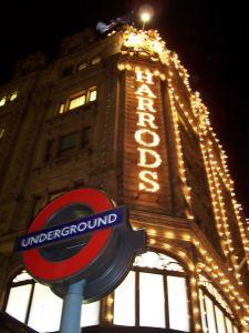 Harrods-Londen