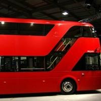 Londen krijgt nieuwe rode dubbeldekkers