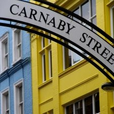 Carnaby Street Soho Londen