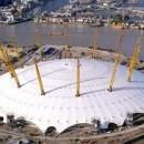 O2 Arena beklimmen