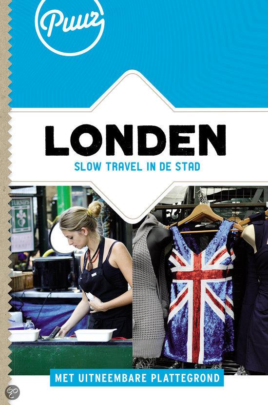 Puur Londen Reisgids