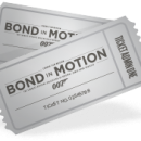 Bond in Motion tentoonstelling in Londen