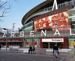 Arsenal Emirates Stadium Londen