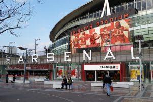 Arsenal Emirates Stadium Londen