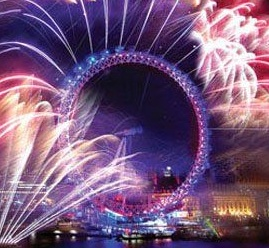 Bonfire Night Londen