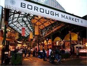 Borough Market – Markten in Londen