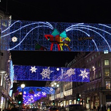 Christmas-in-Regent-Street