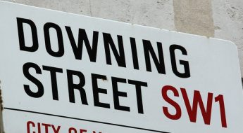 Downing street Londen