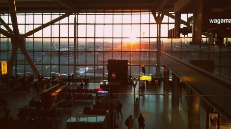 Londen Heathrow Airport