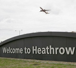 Londen Heathrow