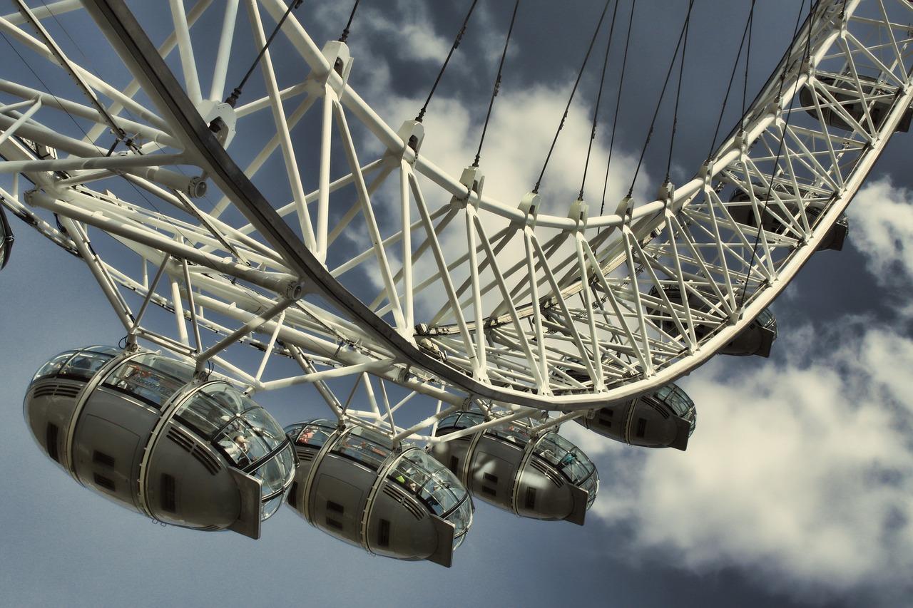 London Eye – 3