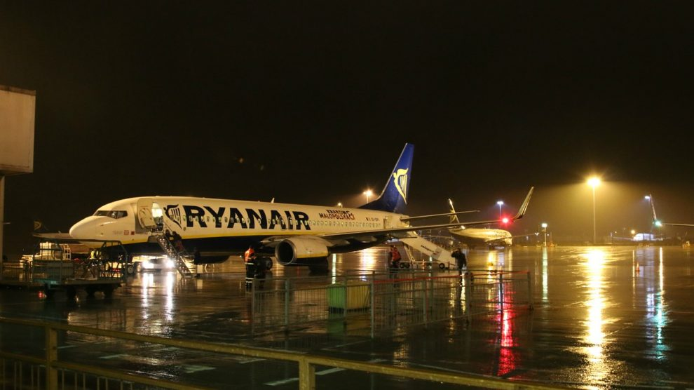 Londen Stansted Airport