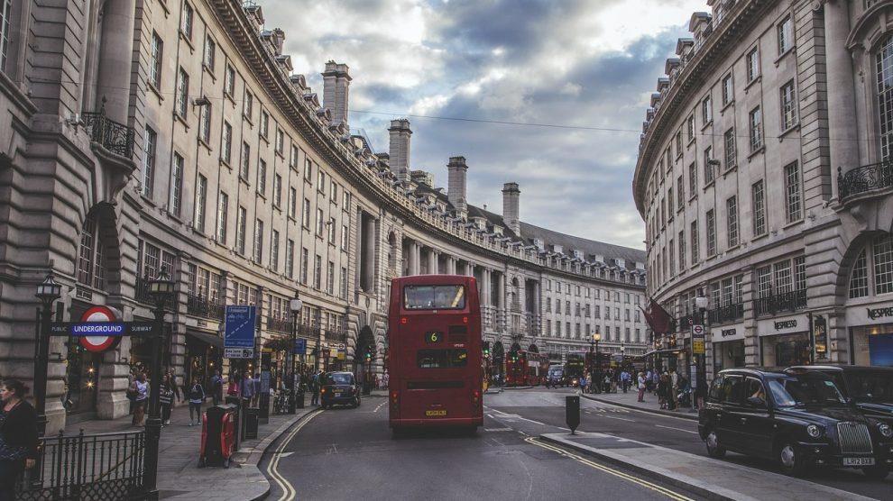 Regent Street Londen