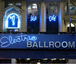 Club Electric Ballroom in Londen