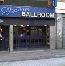 The Electric Ballroom in Londen