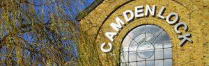 Camden Lock Market Londen