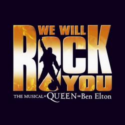 We Will Rock You Musical in Londen