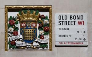 Old Bond Street - Londen