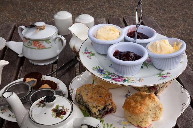 Afternoon Tea in Londen