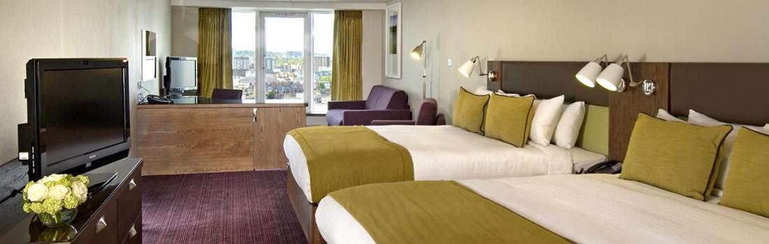 Familie hotel Londen
