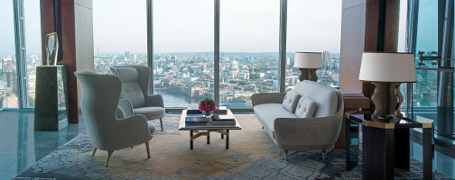 Shangri-La Hotel at The Shard Londen