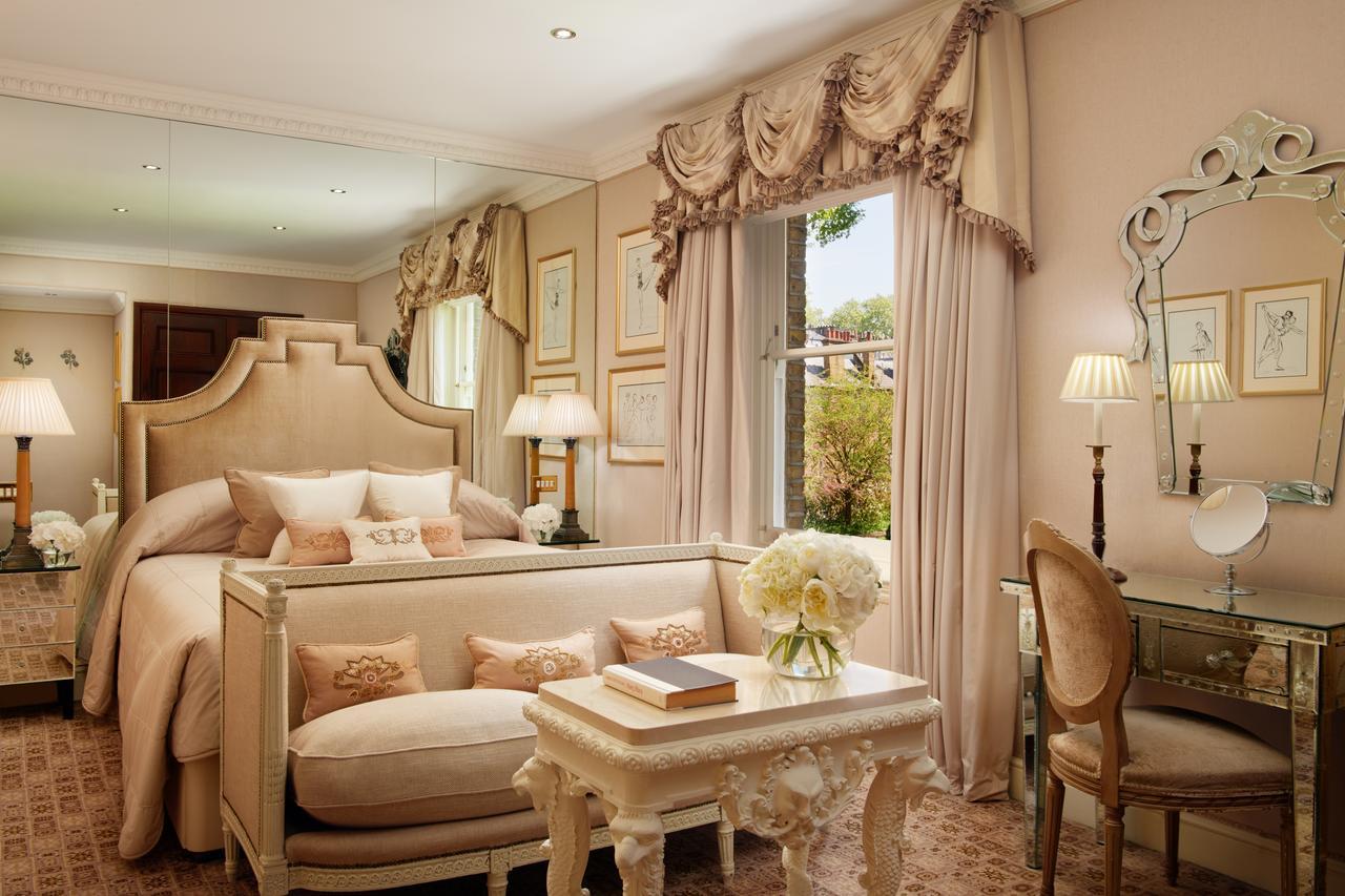 Egerton House Hotel Kamer