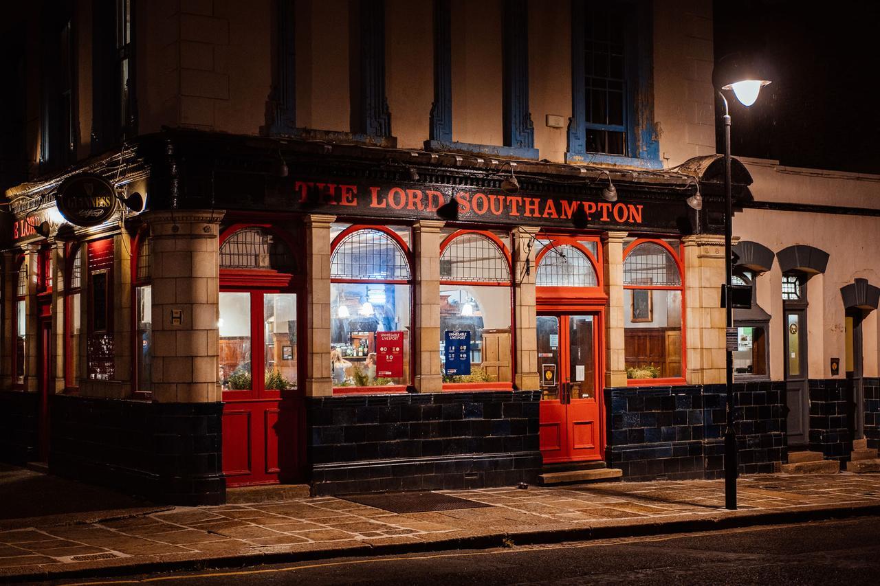 Hostel One Camden Londen Pub