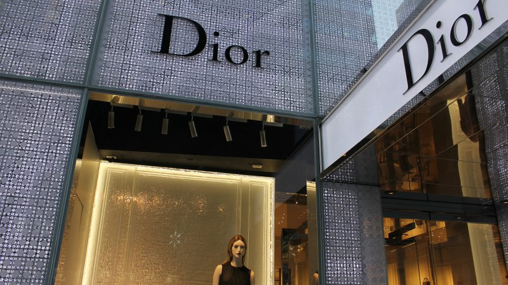 Christian Dior Londen Tentoonstelling