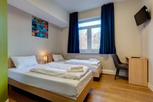 Hotel Meininger London Hyde Park