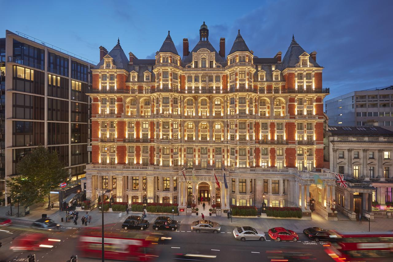 Mandarin Oriental Hyde Park Hotel Londen